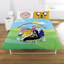 Adventure Time Group Double Duvet