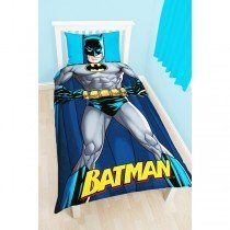 Batman Shadow Reversible Single Duvet