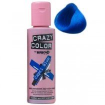 Crazy Colour Hair Dye Capri Blue