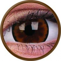 Gemini Clyte Brown Contact Lenses