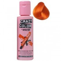 Crazy Colour Hair Dye Coral Red