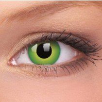 Hulk Green Crazy Colour Contact Lenses (1 Year Wear)