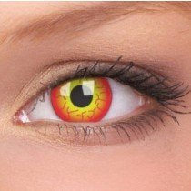 Darth Maul Crazy Colour Contact Lenses (1 Year Wear)