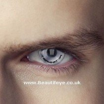 EDIT Terminator Text Eye Contact Lenses