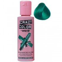 Crazy Colour Hair Dye Emerald Green