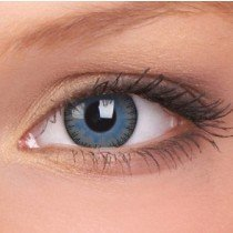 Fusion Grey Blue Coloured Contact Lenses (30 Day)