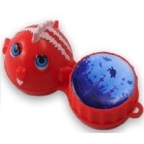 Funky Fish 3D Contact Lens Storage Case