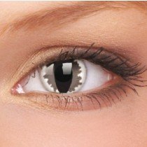 Grey Dragon Crazy Colour Contact Lenses (1 Year Wear)