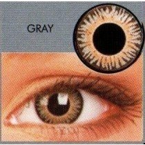 Grey 3 Tone Blends Coloured Contact Lenses (1 Month)