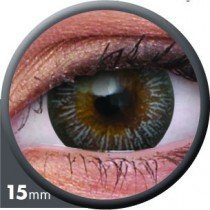 Big Eye Enchanter Grey Contact Lenses