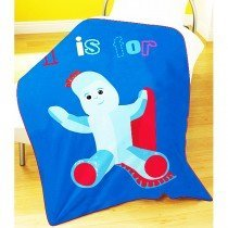 In The Night Garden Fleece Blanket - Iggle