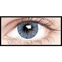 Marine Blue Coloured Contact Lenses (1 Month)