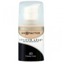 Max Factor Colour Adapt Foundation - 40 Creamy Ivory