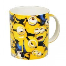 Minions Group Boxed Ceramic Mug