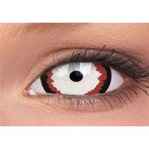Minotaur Mini Sclera Coloured Contact Lenses (1 Year)