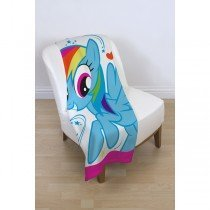 My Little Pony Dash Fleece Blanket