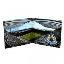 Newcastle United Stadium Leather Wallet