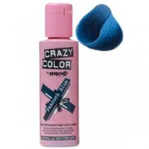 Crazy Colour Hair Dye Peacock Blue
