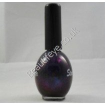 Stargazer Dark Purple Glitter 305 Nail varnish