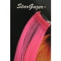 Stargazer Hot Pink Baby Hair Extensions