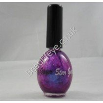 Stargazer Pink-Purple Glitter 311 Nail varnish