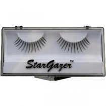 Stargazer Reusable False Eyelashes Natural Black 17