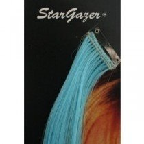 Stargazer Sky Blue Baby Hair Extensions