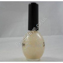 Stargazer White Glitter 147 Nail varnish