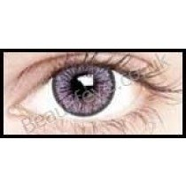 Vibrant Violet Coloured Contact Lenses  (30 Day)