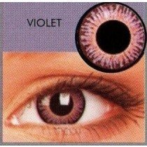 Violet 3 Tone Blends Coloured Contact Lenses (1 Month)