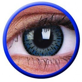 Elegance Blue Contact Lenses