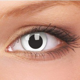 Cross Eyed Crazy Colour Contact Lenses (1 Year Wear)