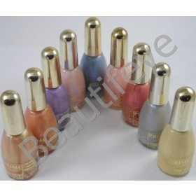La Femme Set of 9 Nail Polish - Tray 13