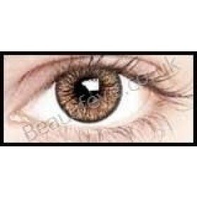 Oak Brown Coloured Contact Lenses   (30 Day)