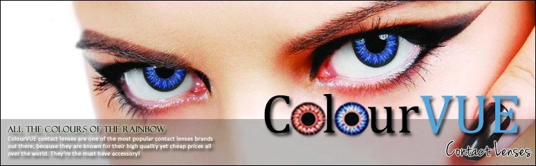 ColourVUE Contact Lenses
