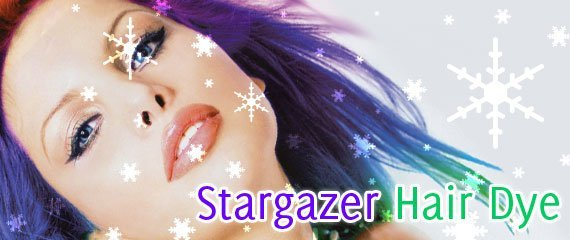 Stargazer Semi Permanent Hair Dye
