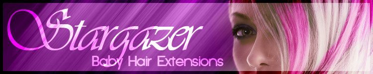 Stargazer Baby Hair Extensions