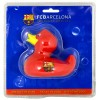 Barcelona Bath Time Duck - Red