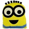 Despicable Me Minion Head Shaped Cushion - Dave