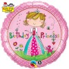 Qualatex 18 Inch Round Foil Balloon - Birthday Princess