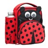Smash 3D Ladybird Lunch Bag And Bottle