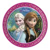 Unique Party 23cm Paper Plates - Frozen
