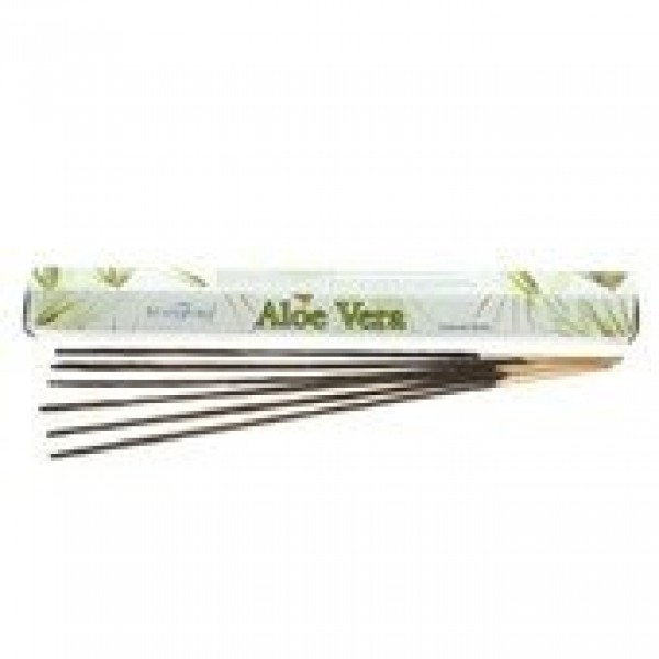 Aloe Vera Stamford Hex Incense Sticks