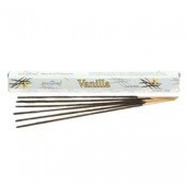 Vanilla Stamford Hex Incense Sticks