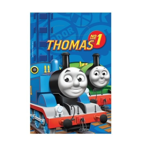 Amscan Party Lootbags - Thomas & Friends