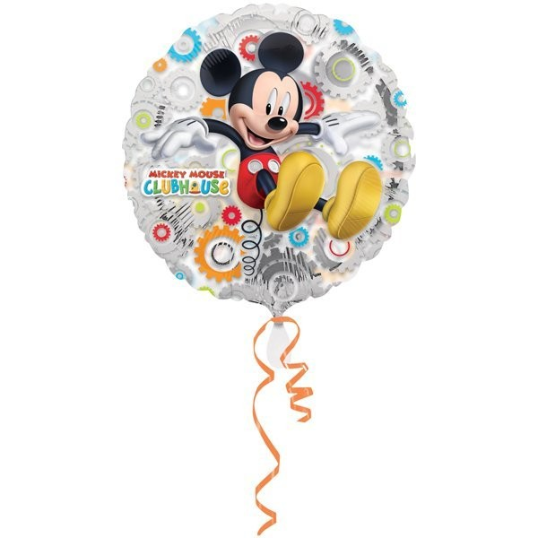 Anagram 18 Inch Circle Foil Balloon - Mickeys Clubhouse