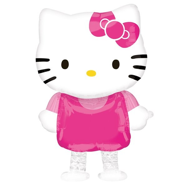 Anagram Airwalkers - Buddies Hello Kitty