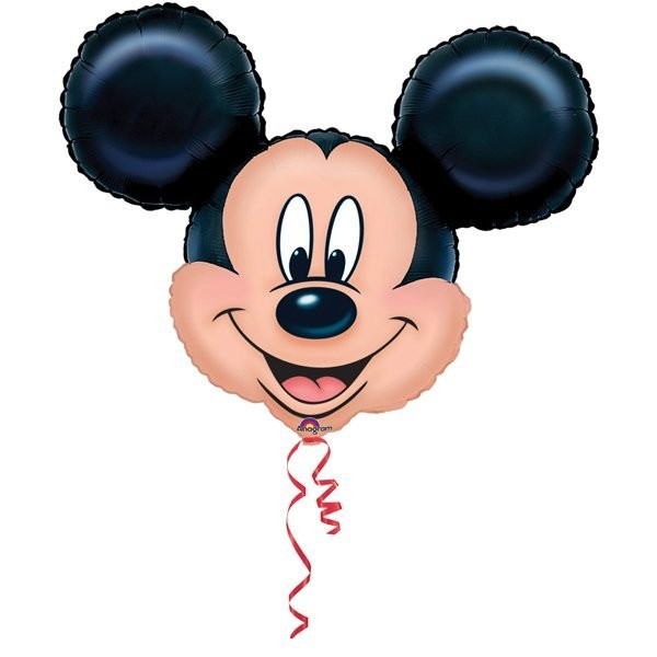 Anagram Supershape - Mickey Mouse