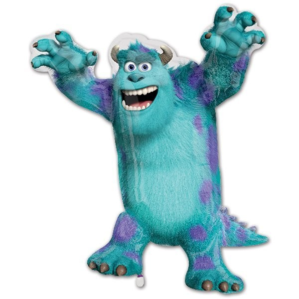 Anagram Supershape - Monsters University Sully