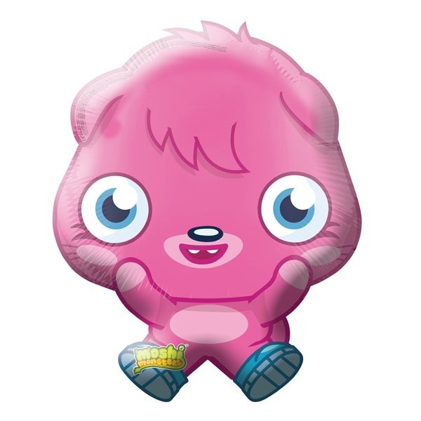 Anagram Supershape - Moshi Monsters Poppet